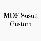 30 x 10 - SUSUN MDF Walldecor Custom