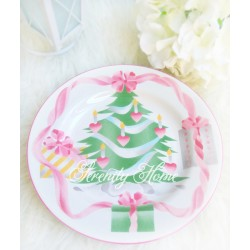 Carol - Footed Serving Plate
