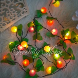 Colorful Fruit LED String Lights